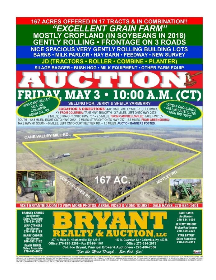 LAND Auction | Auctioneer Pro
