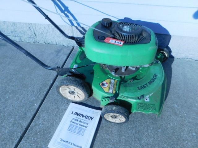 lawn boy 6 5 hp dura pro walk behind lawn mower bagger attachment rh apro bid lawn boy manuals free downloads lawn boy manuals for a model 52144a